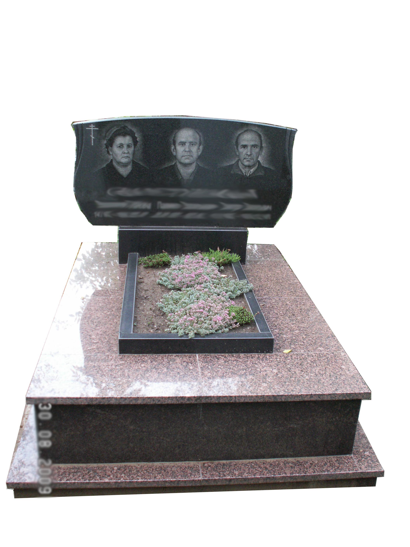 изготволение и монтаж памятника на могилу в Самаре